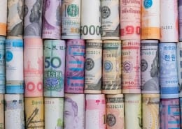 Multi Currency Bank Accounts